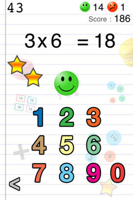 App Shopper: AB Math - fun game for kids and grownups (Education) | apple technology in the Classroom | Scoop.it