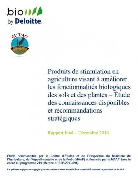 Efficacité du biocontrôle (rapport) : oui, à condition que… - ForumPhyto | Environnement et DD | Scoop.it