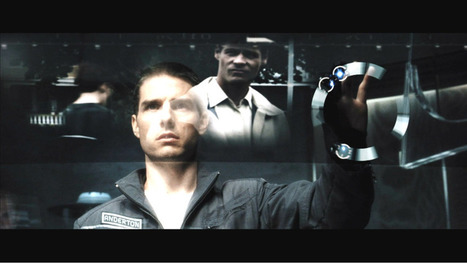 Microsoft hints at 'Minority Report'-style customer recognition for retailers   How digital builds our future   Scoop.it