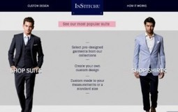 Sydney online tailors InStitchu raises funding at US$2.37M valuation | Fashion Technology Designers & Startups | Scoop.it