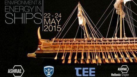 Διεθνές συνέδριο «Environment and Energy in Ships» 22-24 Μαΐου | seepn | Scoop.it