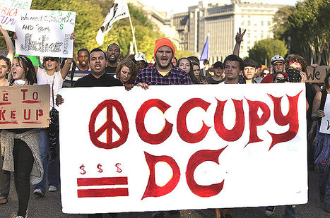 Protesters attempt to occupy US Senate | Countdown to Financial Armageddon | Scoop.it