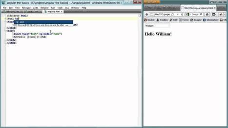 AngularJS Hello World | Anotações Doutorado | Scoop.it