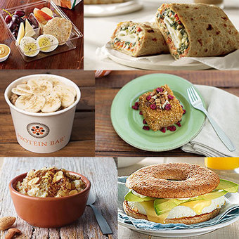 24 Fast Food Breakfasts That Aren't Terrible for You | World Juice Bar | Scoop.it