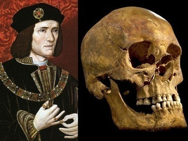 C'est bien le squelette de Richard III sous le parking - Rue89 | La science en effervescence | Scoop.it