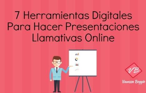 Presentaciones asombrosas - ¡Créalas! - Vanessa Boggio | Educacion, ecologia y TIC | Scoop.it