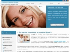 Dentaire Tunisie: implant dentaire Tunisie - Annuaire de liens 1two   Chirurgie dentaire   Scoop.it