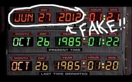 Back To The Future Hoax AGAIN?? | Morning Show prep | Scoop.it