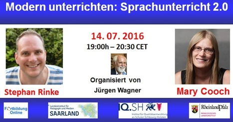 Webinar: Modern unterrichten: Sprachunterricht 2.0 | Moodle and Web 2.0 | Scoop.it