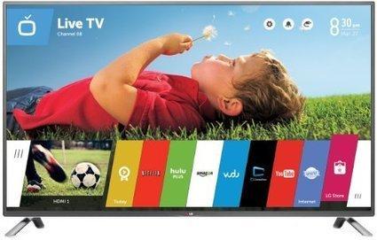 LG Electronics 55LB6300 55-Inch 1080p 120Hz Smart LED TV | Electronics | Scoop.it