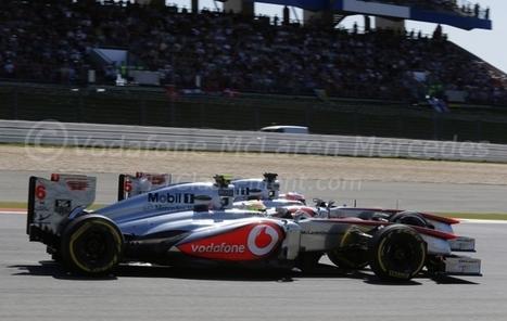 McLaren termine sa saison 2013 avec deux records   Auto , mécaniques et sport automobiles   Scoop.it