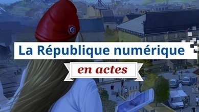La loi numérique d'Axelle Lemaire adoptée en première lecture | Djébalé | Scoop.it