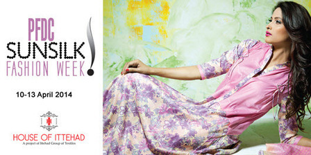 Ittehad Textiles Summer Collections PFDC Sunsilk Fashion Week 2014 | Latest Fashion Trends Updates | Scoop.it