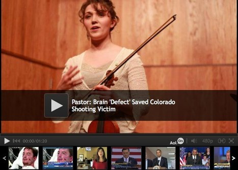 WATCH: Miracle Recovery For Young Aurora Shooting Survivor Thanks To 'Defect' In Brain   Petra Anderson - Aurora Theater Shooting Survivor   Scoop.it
