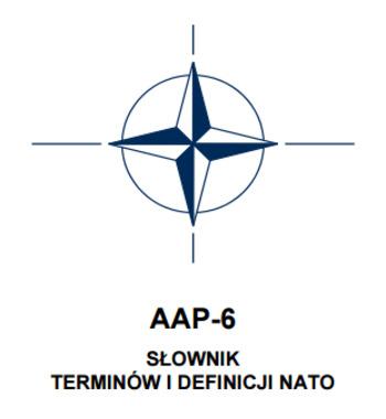 (PL) (EN) (PDF) - SŁOWNIK TERMINÓW I DEFINICJI NATO | wp.mil.pl | Glossarissimo! | Scoop.it