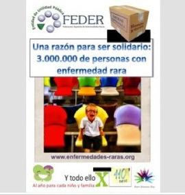 1 euro solidario con las enfermedades poco frecuentes | downberri | Scoop.it