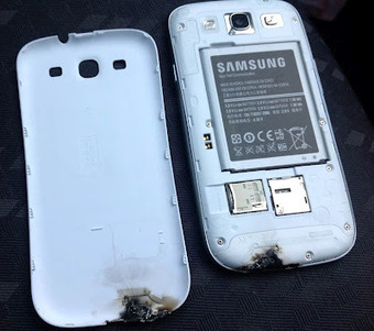 Samsung GalaxyS3 Overheats Melts Burns SIII Overheating Problems | Geeky Android - News, Tutorials, Guides, Reviews On Android | Android Discussions | Scoop.it