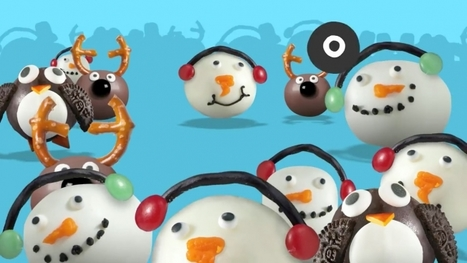 Ad of the Day: Oreo's Holiday Song About Balls Is a Real Treat at Just the Right Time | International FMCG Market Insights | Scoop.it
