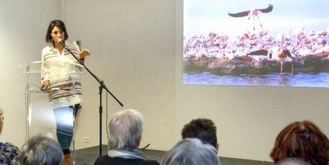 Gallician : Anne-Sophie Deville a présenté son livre au Scamandre | Camargue | Scoop.it