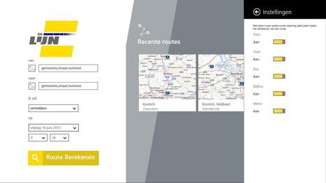 Windows 8 apps die we je zeker aanraden | innovatieve toepassingen van ICT technologie in het  bedrijfsleven | Scoop.it