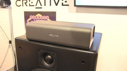 The Sound Blaster Roar Brings the Noise to CES 2014 ... | Audio Made Clever | Scoop.it
