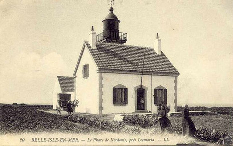 Le drame du phare de Kerdonis | GenealoNet | Scoop.it