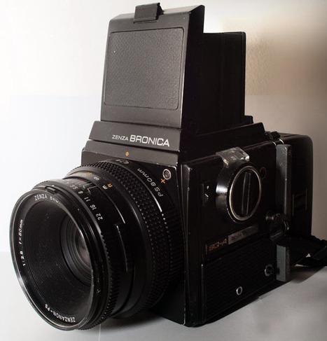 Quick Tip: 5 Tips for Shooting Medium Format | medium format digital photography | Scoop.it
