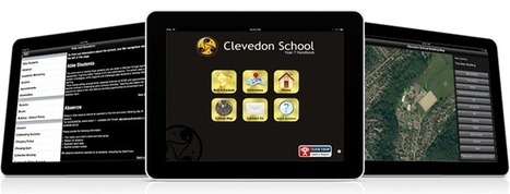 Creating your own school iPad App - Mark Anderson's Blog | Lesson | Scoop.it