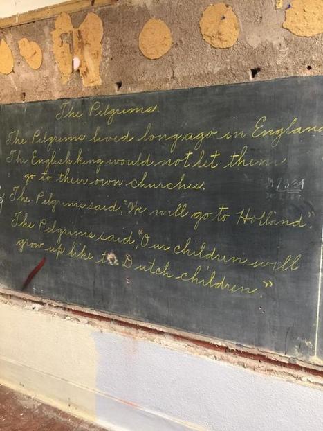 La pizarra sin borrar desde 1917 | Aprendizajes 2.0 | Scoop.it