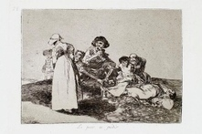 Goya's gruesome art still relevant after 200 years - University of Delaware Review | the black paintings | Scoop.it