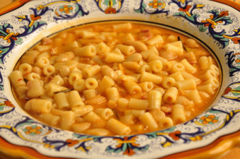 Pasta e fagioli - Pasta and Beans Soup | Le Marche and Food | Scoop.it