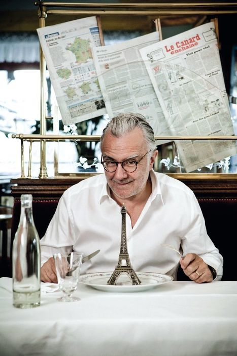 Alain Ducasse's guide to Paris restaurants | Insider City Guides included the flea market | Marché Dauphine: Antiques Market. | Scoop.it