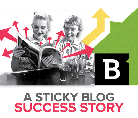 The data doesn't lie: Blog content makes your site stickier | Digital-News on Scoop.it today | Scoop.it