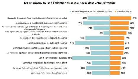 Réseaux sociaux et entreprise - Le blog de l'objet publicitaire | Objet publicitaire | Scoop.it
