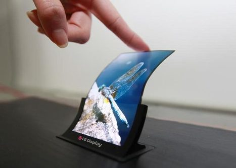 LG's Flexible Smartphone Display To Go Into Mass Production | Geeky Gadgets | Other cool stuff | Scoop.it