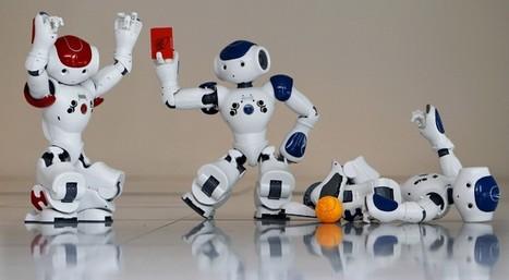 Les robots voleront-ils votre travail?   Slate   Les robots domestiques   Scoop.it