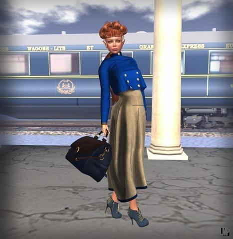 Bitacora Travel Fair Sneak Peek | @Melroo's Place | Second Life Goodies | Scoop.it