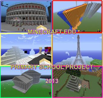 ACTIVIDADES TIC //ED-TECH BLOG: MINECRAFT EDU PRIMARY SCHOOL PROJECT //PROYECTO EN PRIMARIA | Teacherstone Technology | Scoop.it