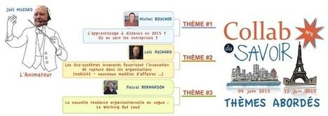 Co-lab Du Savoir 2015 : Les thèmes abordés #collabdusavoir #humanknowledge   Management collaboratif   Scoop.it