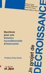 Vincent Liegey : «Le choix se situe entre décroissance choisie et récession subie»   Chuchoteuse d'Alternatives   Scoop.it