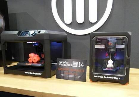 Remember home 3D printing? Neither do I | 3D Printing and Fabbing | Scoop.it