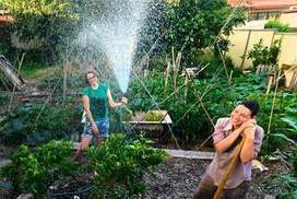 Living the good life in a Preston homestead - The Age | Permaculture News | Scoop.it