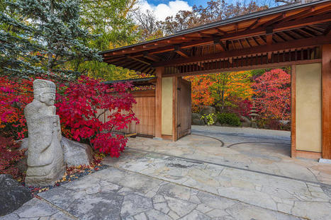 Japanese Main Gate by Sebastian Musial | Japanese Gardens | Scoop.it