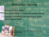 Catching Up With Myself | Engagement Based Teaching and Learning | Scoop.it