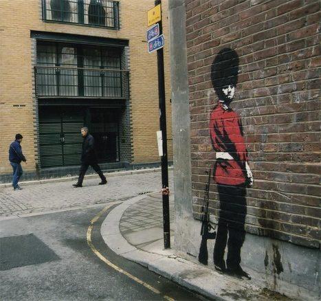 Banksy | Banksy y sus obras | Scoop.it