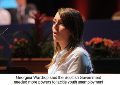 Scottish Government needs more powers to tackle youth unemployment says STUC spokesperson | Referendum 2014 | Scoop.it