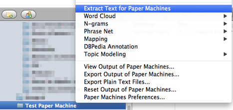 Paper Machines | Visualize Your Zotero Collections | Zotero | Scoop.it