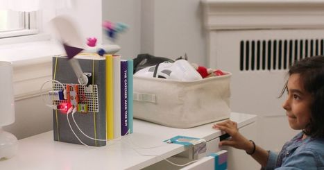New littleBits kit gives kids the power to rule their rooms   Heron   Scoop.it