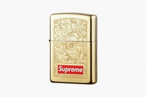 Supreme Fall/Winter 2014 Accessories Collection   Street Fashion   Scoop.it