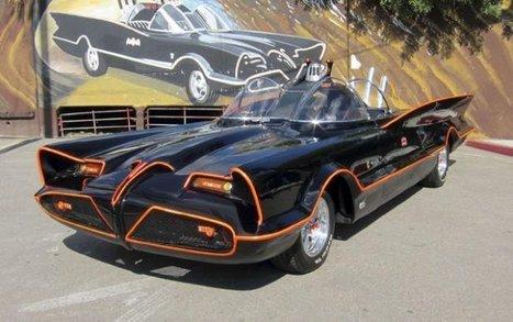 La Batmobile vendue 4,2 millions de dollars aux Etats-Unis | Mais n'importe quoi ! | Scoop.it